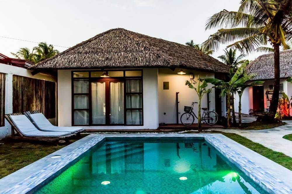 Philippines Group Tour - Siargao Accommodation