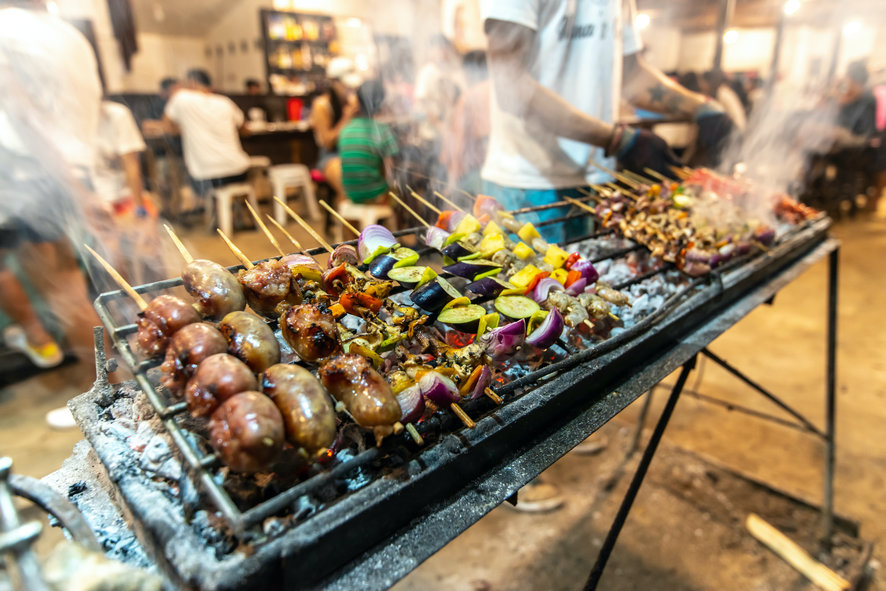 Filipino BBQ - Food in the Philippines
