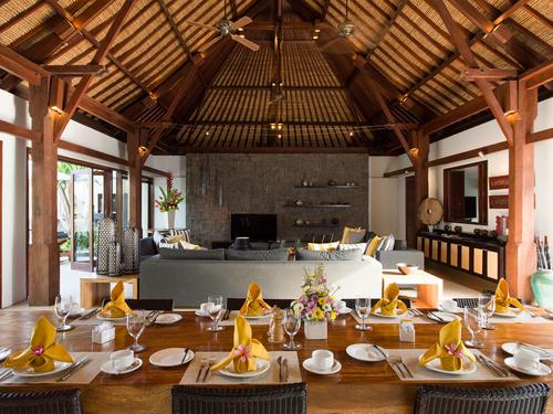 Bali Villa Living Room