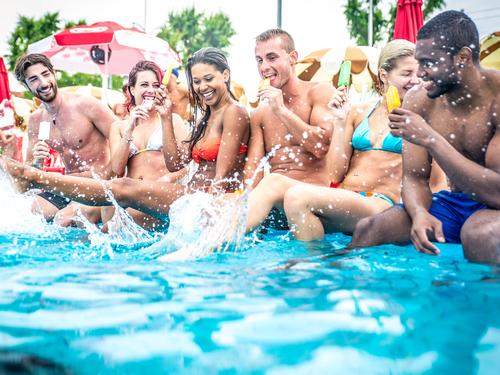 Bali Villa Party
