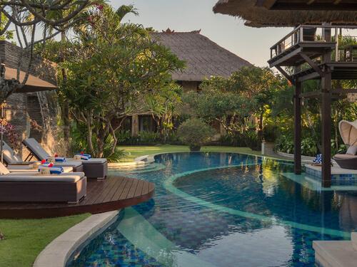 Bali Villa Holiday