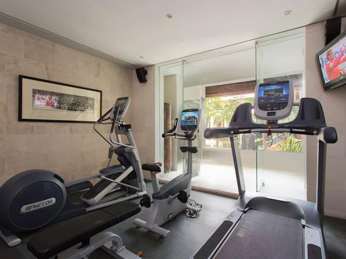 Bali Villa gym