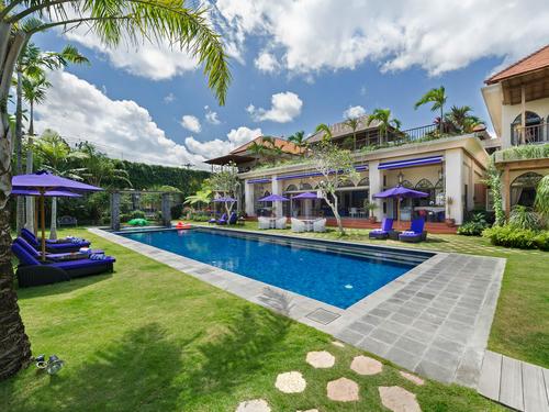 Bali Villa Poolside