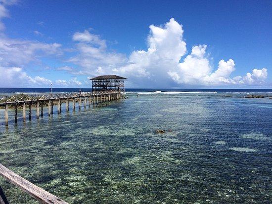 Siargao Island Board Walk